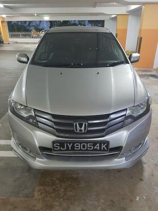 Honda City 1.5A