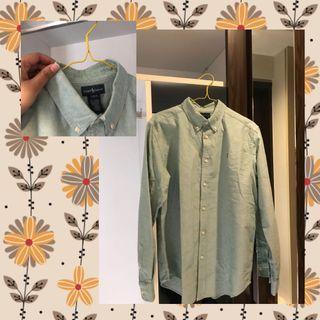 polo ralph lauren mint green shirt