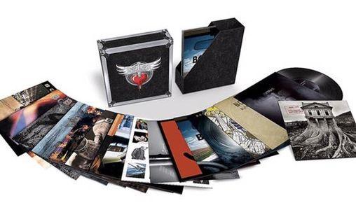 Bon Jovi - The Albums LP Vinyl Box Set