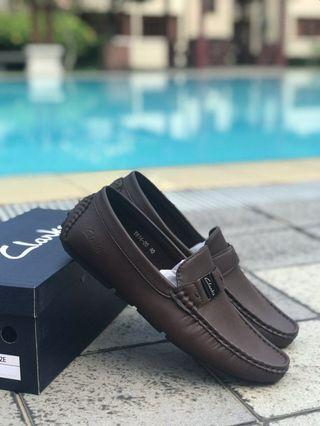 Loafer Clark Buckle Coffee