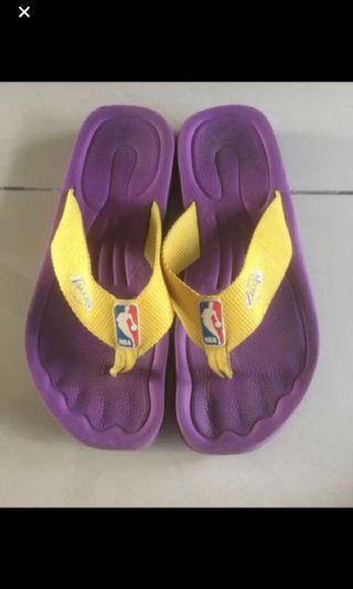 Slippers NBA Lakers