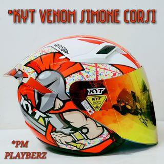 Kyt Helmet *PSB Approved.