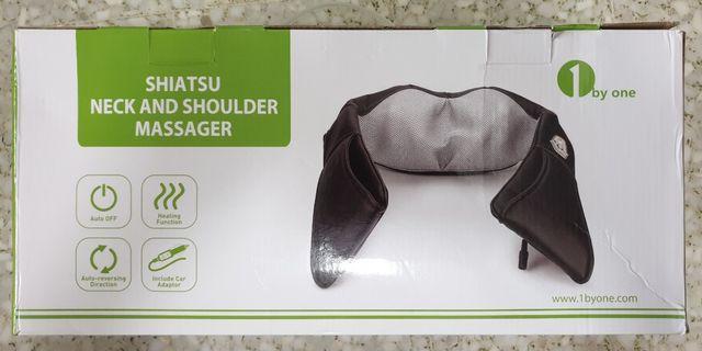 Free Delivery(JG31) 1byone Shiatsu Deep-Kneading Massager  #AmplifyJuly35