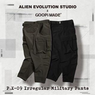 收購 P.X-09 Irregular Military Pants 2號兩色都行