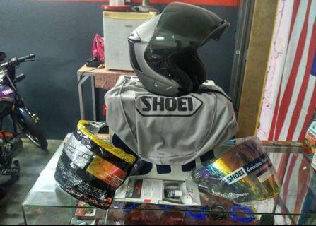 Helmet Shoie jforce4