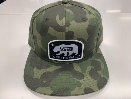<NEW> Vans Cap 帽