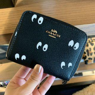 🇨🇦CoachxDisney Wallet銀包