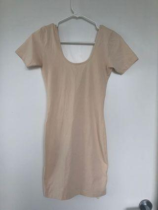 American apparel t-shirt dress - size S