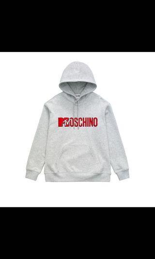 H&M Moschino hoodie