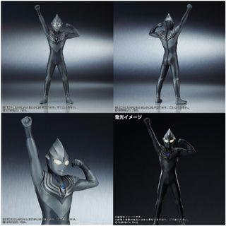 19年10月預訂!RIC-TOY限定版!全新未開封 日版 X-Plus 黑暗超人迪加 Ultraman Tiga (發光版) 咸蛋超人 鹹蛋超人 奧特曼