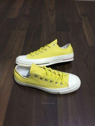Converse 70s Sun Yellow Golden Dessert