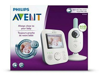 🎠 PHILIPS AVENT Baby Video Monitor