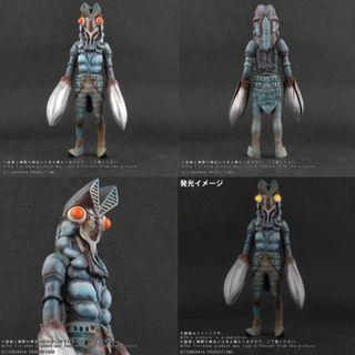 19年10月預訂!RIC-TOY限定版!全新未開封 日版 X-Plus 巴魯坦星人 Steel Color ver. (發光版) 咸蛋超人 鹹蛋超人 奧特曼 Ultraman
