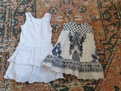 2x Dress size 2