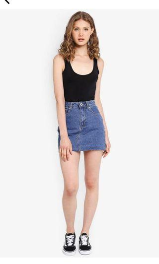 [PL] Factorie Denim Skirt