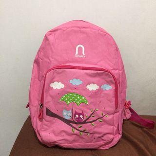 NEOSACK Backpack/Tas Ransel Anak Owl Lucu