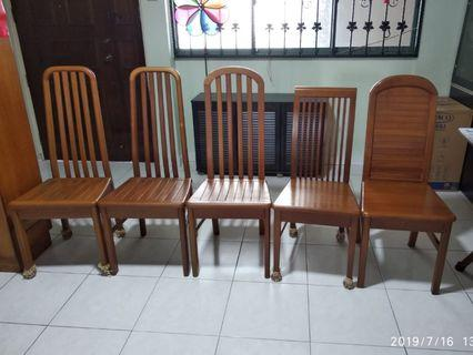 Dining Chair (solid wood)