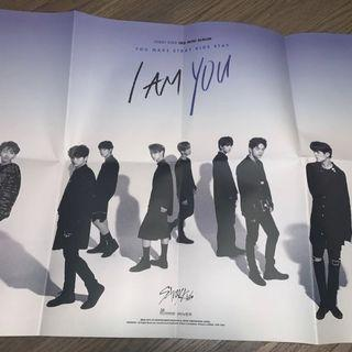 Stray Kids I am YOU Type B Poster