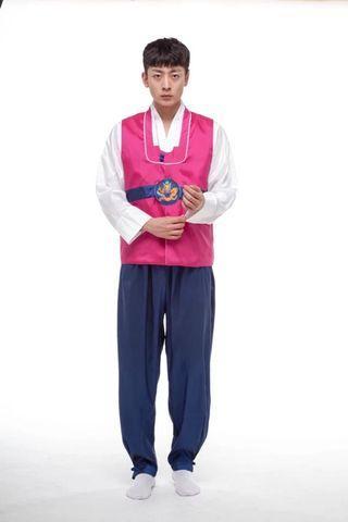 (Rent) Korean Costume Traditional