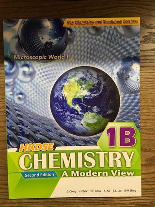 中三化學教科書Chemistry