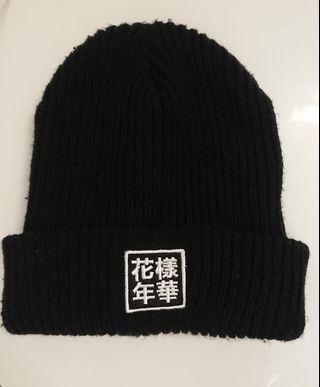 BTS BT21 KPOP KOREA HYYH ON STAGE TOUR OFFICIAL BEANIE + FREE GIFT