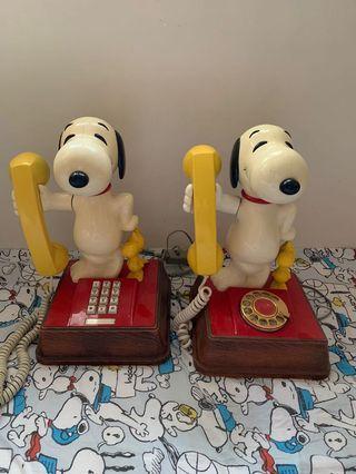 Snoopy 懷舊電話