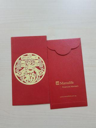 Manulife Singapore Red Packet