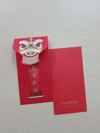 Prudential Red Packet 2019