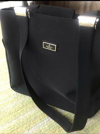 Brand New Womens Double Handle Shoulder Bag