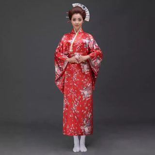 Performance Dress Event Costume Traditional Japan Japanese