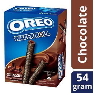 OREO Choco Wafer Roll