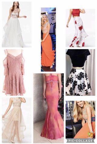 Brand New Designer evening cocktail Dresses