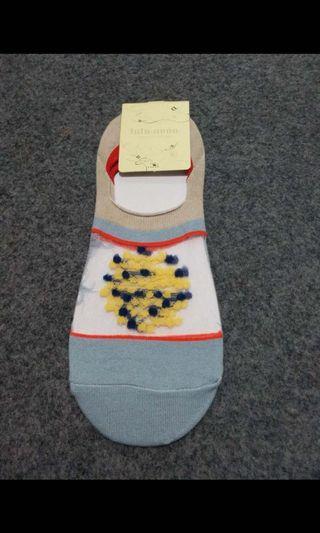 日本tutu 船襪