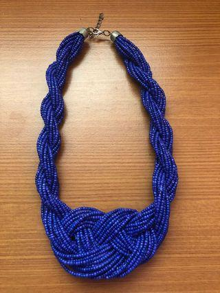 Beaded Necklace #AmplifyJuly35