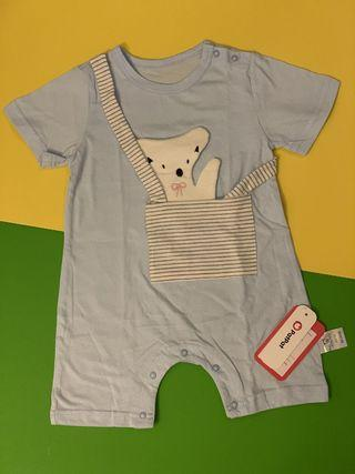 🚚 (New with Tag) Baby Boy Romper