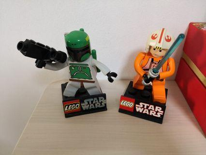 Lego Figure Display Star Wars
