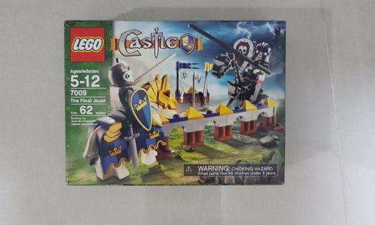 New in box LEGO 7009 the final joust