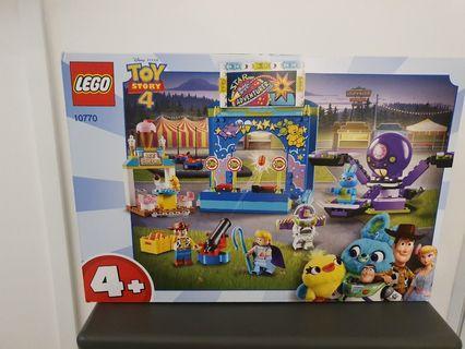 Lego 10770 Buzz & Woody's Carnival Mania! (No minifig)