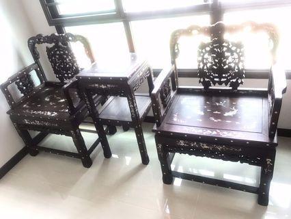 Blackwood  酸枝木 China MOP set