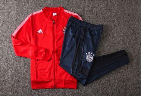 2019 Bayern Munich jacket set