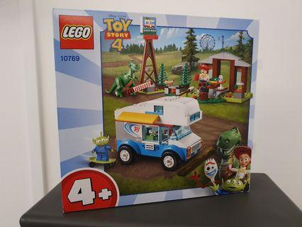 Lego 10769 Toy Story 4 RV Vacation (no minifig)