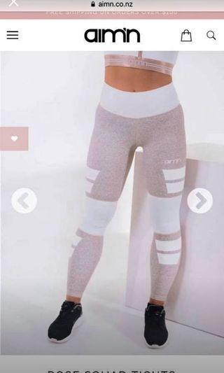 Aimn sportswear set