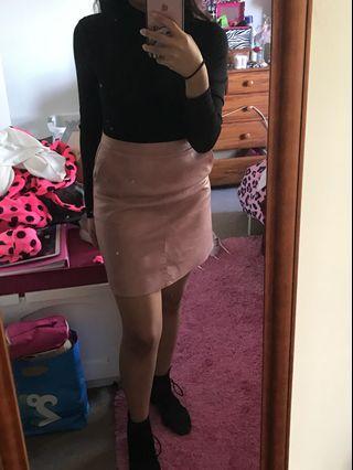 Vegan dotti skirt size 8