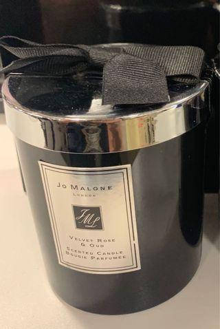 Jo Malone home Candle velvet rose & oud