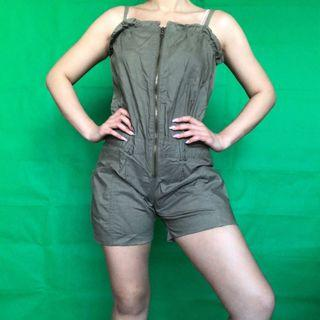 Carpenter Overall Playsuit