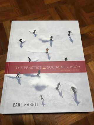 🚚 The Practice of Social Research 14th Edition