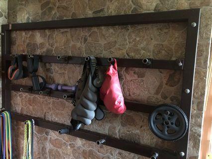 Mini home wall Gym