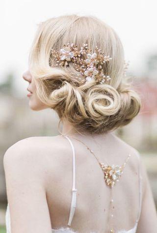 Hermione Harbutt Bridal Hairpins