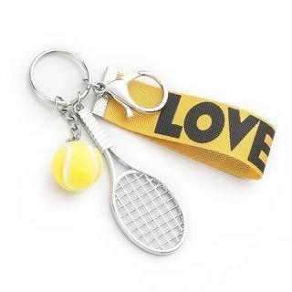 Little Tennis Key Chain - 9R