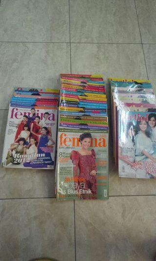 Majalah femina dan kartini